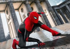 """Marvel Releases New """"Spider-Man: Far From Home"""" Posters"""