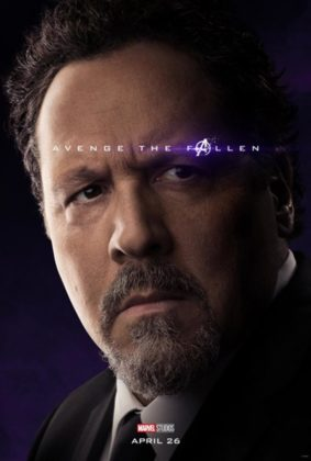 marvel studios releases character posters for avengers
