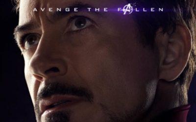 Marvel Studios Releases Character Posters for Avengers: Endgame