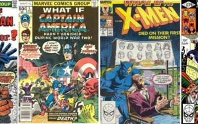 "Marvel Studios Reportedly Producing ""What If"" Series for Disney+"