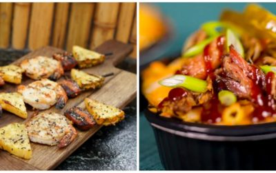 Mouse Madness 6: Opening Round – Bengal Barbecue Skewers vs. Pulled Pork Mac and Cheese
