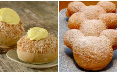 Mouse Madness 6: Opening Round - School Bread vs. Mickey Beignets
