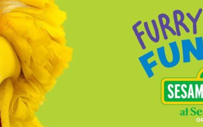 SeaWorld Orlando Announces Inaugural Furry Friends Fun Run at Sesame Street