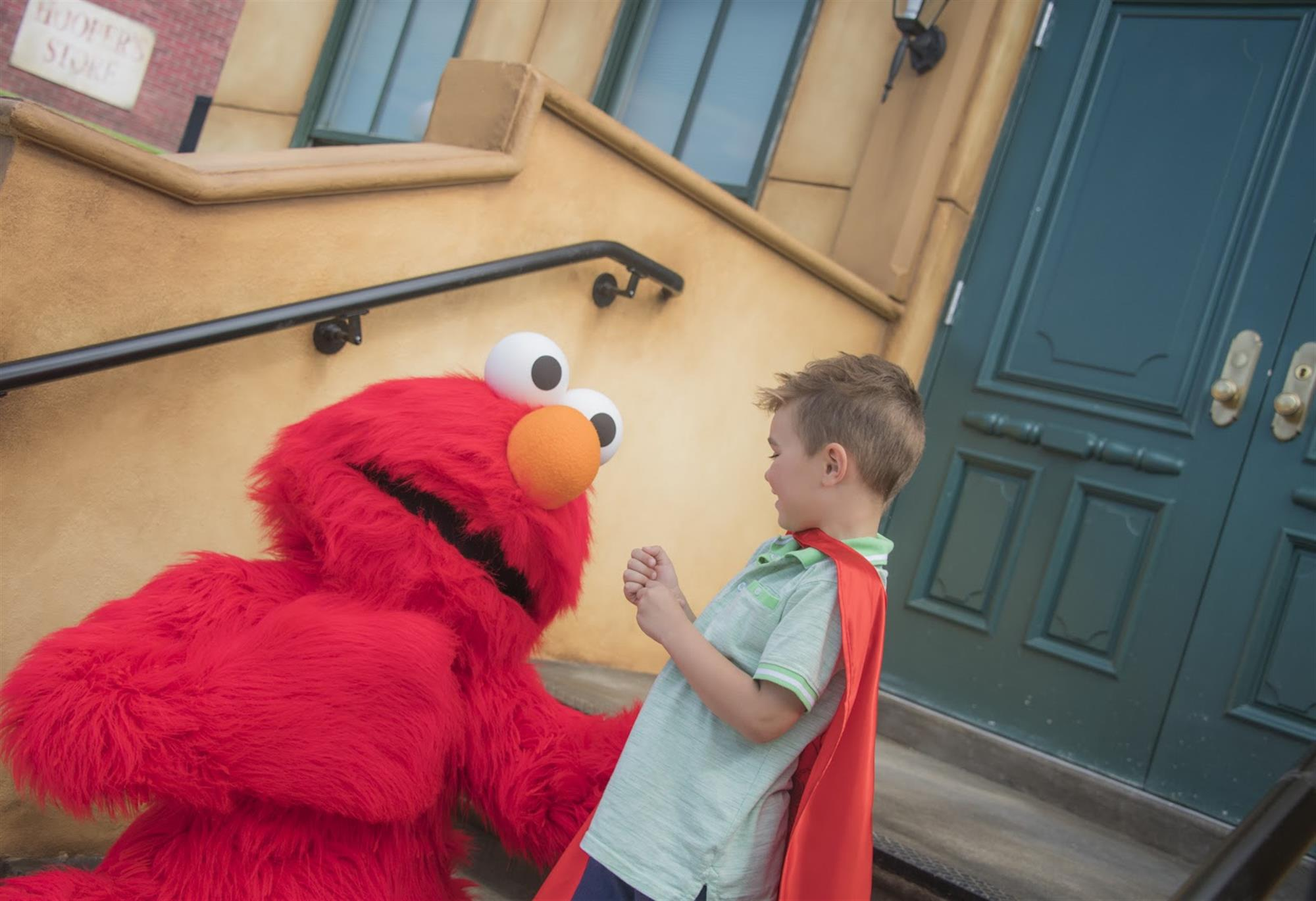 Sesame Street Now Open At Seaworld Orlando Laughingplace Com