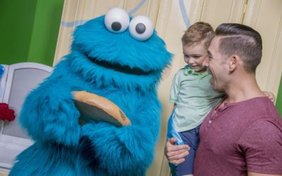 Sesame Street Now Open at SeaWorld Orlando
