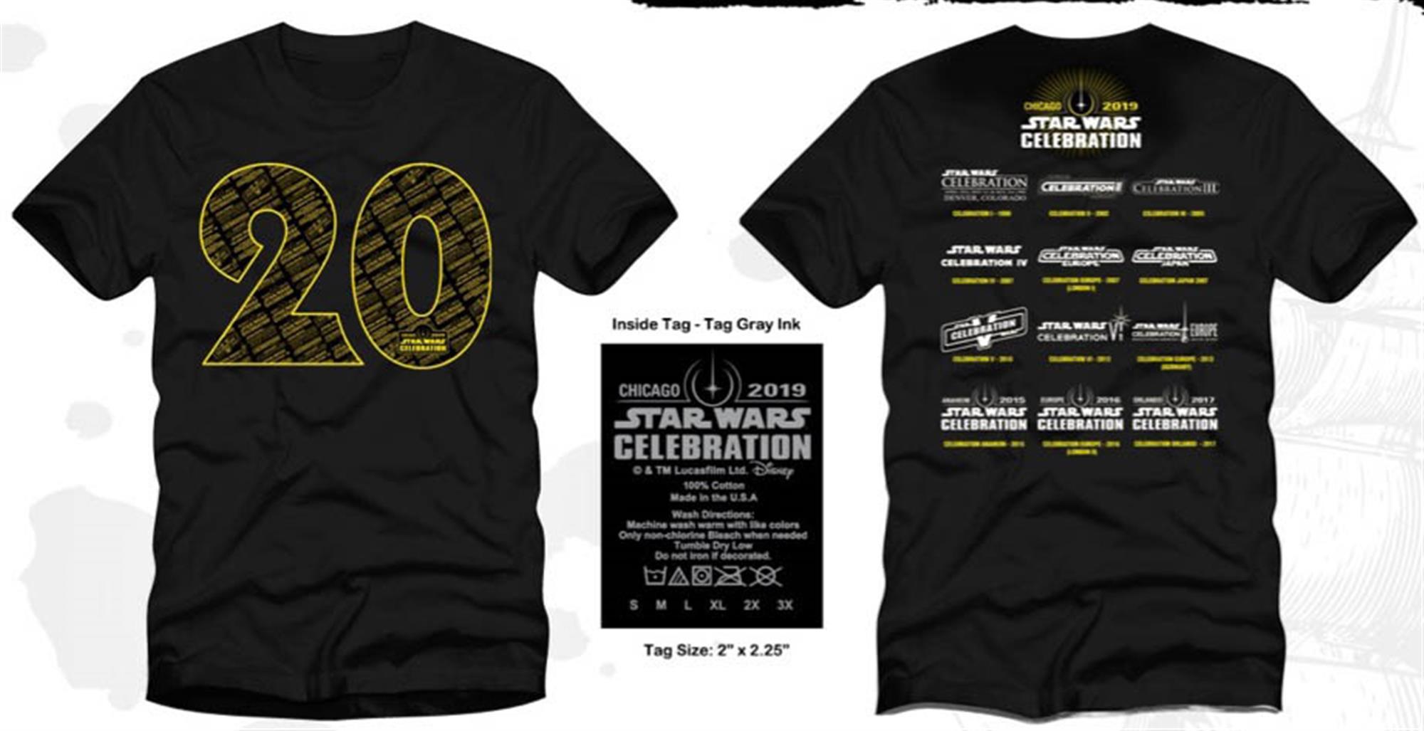 Star Wars Shares Sneak Peek at Star Wars Celebration
