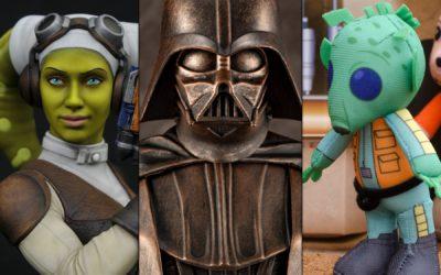 Star Wars Shares Sneak Peek at Star Wars Celebration Exclusive Merchandise
