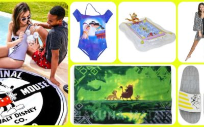 Summer Essentials Arrive on shopDisney with Oh My Disney Swim Collection