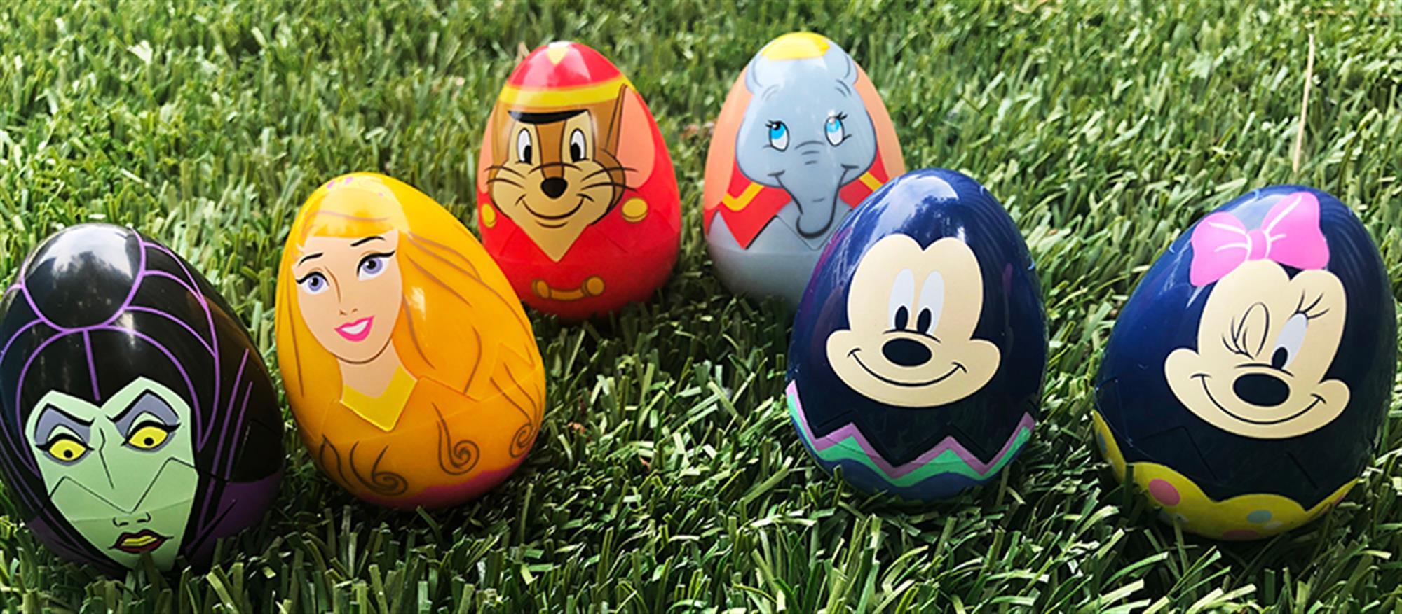 Egg-stravaganza at the Disneyland Resort