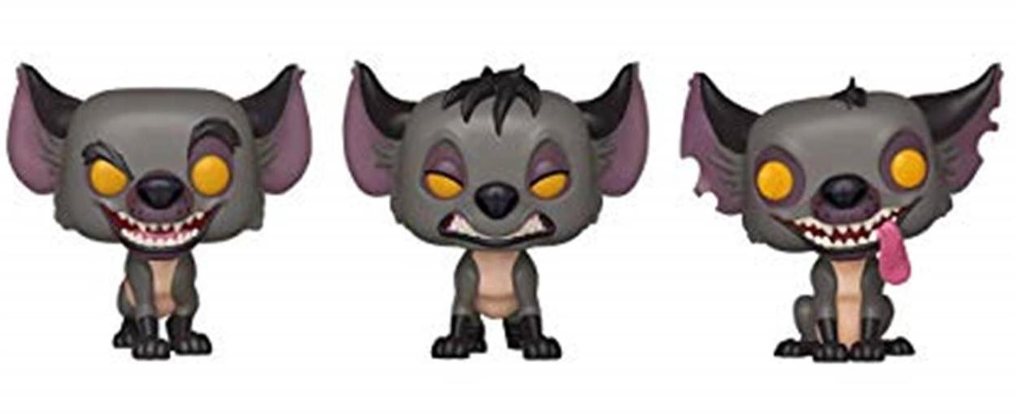 """The Lion King"" Hyena 3 Pack Funko Pop! Coming In April"