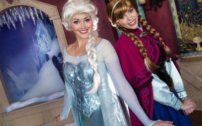 UK Family Looking to Hire Disney Princess Nanny