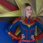 Video: Captain Marvel Makes Her Meet-and-Greet Debut at Disney California Adventure