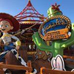 Video: Jessie's Critter Carousel Opens in Pixar Pier at Disney California Adventure