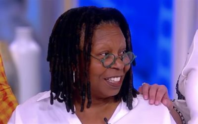 "Whoopi Goldberg Makes Surprise Return to ""The View"" Following Severe Medical Scare"