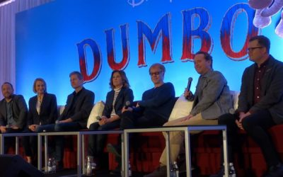 "Why Disney's Live-Action ""Dumbo"" Creative Team Decided to Update a Classic"