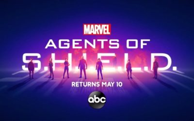 Agents of SHIELD Returns May 10