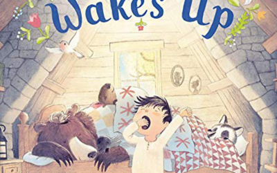 """Children's Book Review: """"William Wakes Up"""" by Linda Ashman and Chuck Groenink"""