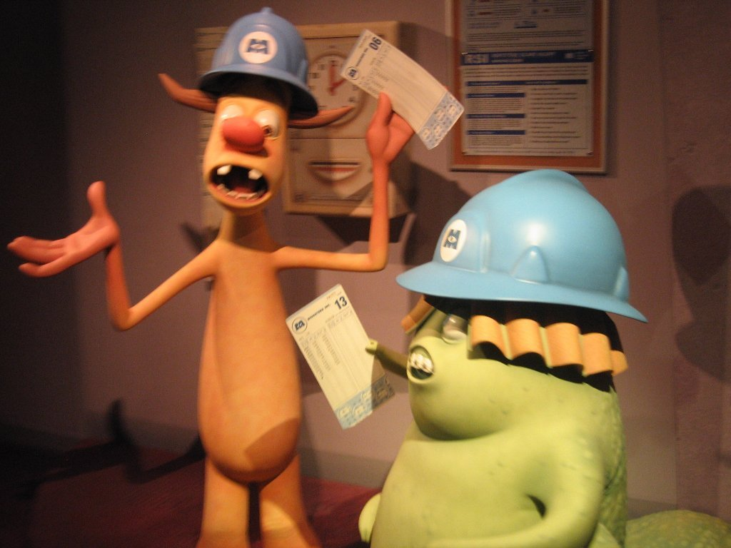 Monsters, Inc  Mike & Sulley to the Rescue! - Disney