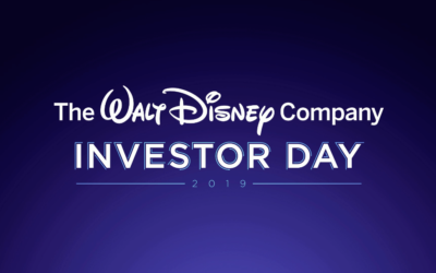 Live Blog: The Walt Disney Company Investor Day 2019 — Disney+ Reveal and More