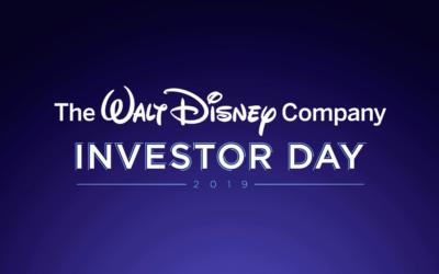 Live Blog: The Walt Disney Company Investor Day 2019 — Disney+ Reveal and More