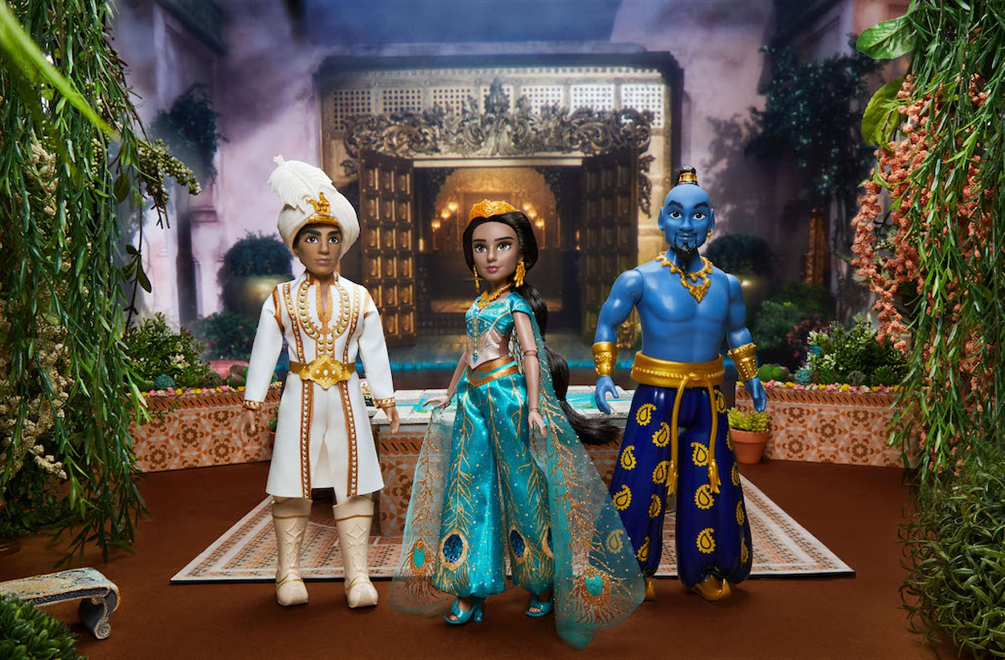 """""""Aladdin"""" Merchandise From Hasbro, Funko and More Arrives ..."""