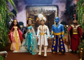 """""""Aladdin"""" Merchandise From Hasbro, Funko and More Arrives in Stores"""