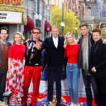 """Avengers: Endgame"" Stars Visit Disneyland Resort to Celebrate $5 Million Donation to Benefit Children's Hospitals"