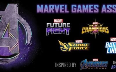 """Avengers: Endgame"" to Spread Across Marvel Games"