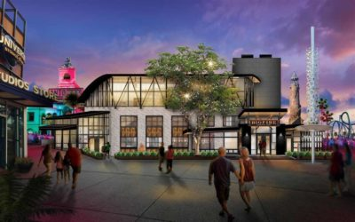 Bigfire Restaurant Coming to Universal CityWalk at Universal Orlando Resort