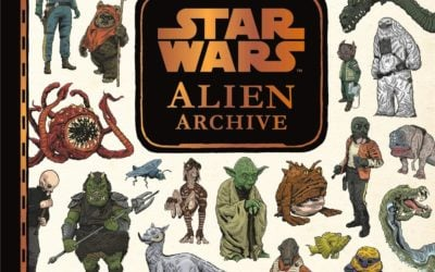 "Book Review: ""Star Wars: Alien Archive - A Guide to the Species of the Galaxy"""