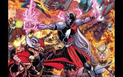 """Comic Review - """"War of the Realms #1"""""""