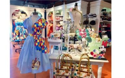 Dapper Day Pop-Up Shop Coming to Disney Springs This Weekend