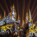 """""""Dark Arts at Hogwarts Castle"""" Projection Show Premieres at Universal Studios Hollywood's Wizarding World of Harry Potter"""