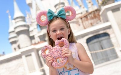 Delicious New Snacks Coming Soon to Walt Disney World's Magic Kingdom
