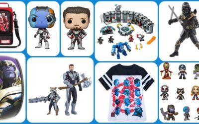 """Disney, Funko, Hasbro Reveal """"Avengers: Endgame"""" Merchandise"""