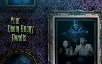 Disney PhotoPass Service Added to Magic Kingdom's Haunted Mansion