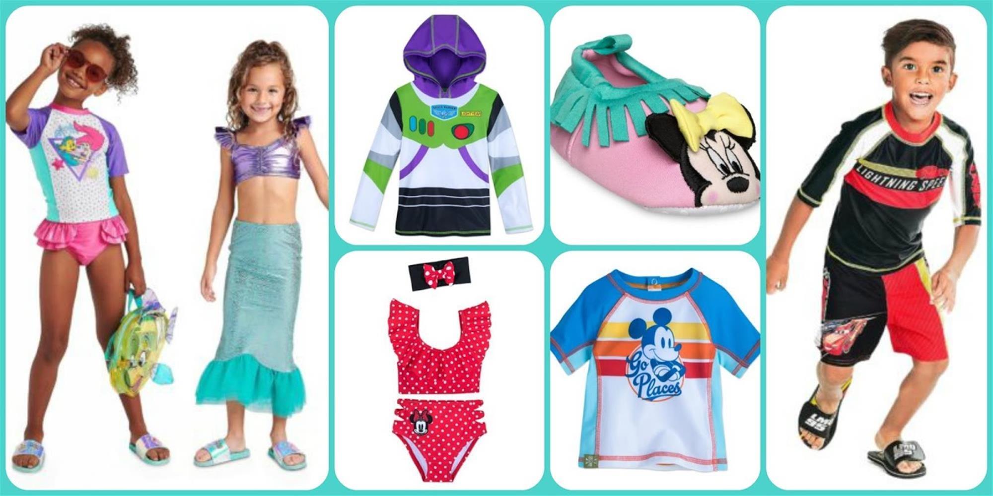 Disney Roxy Girl Capsule Collection Celebrates 30th