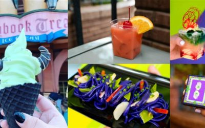 Disney Shares Foodie Guide for Upcoming Disney Villains After Hours Events