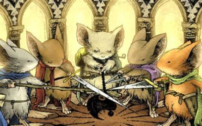 "Disney Suspends Fox Film ""Mouse Guard"" Two Weeks Before Start of Production"