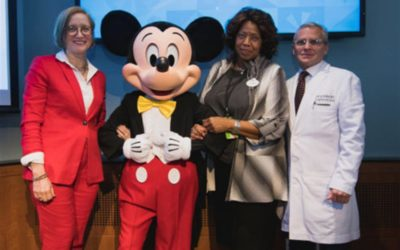 Disney Team of Heroes and Texas Children's Hospital Unveil New Offerings for Patients