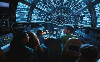 Star Wars: Galaxy's Edge Reservations to Open May 2, Available Now with Disneyland Resort Hotel Stay