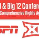 ESPN and Big 12 Conference Enhance Agreement with Events Headed to ESPN+