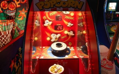 Game Station Arcade Returns to Walt Disney World's Contemporary Resort