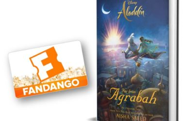 Giveaway: Aladdin - Far from Agrabah Prize Pack