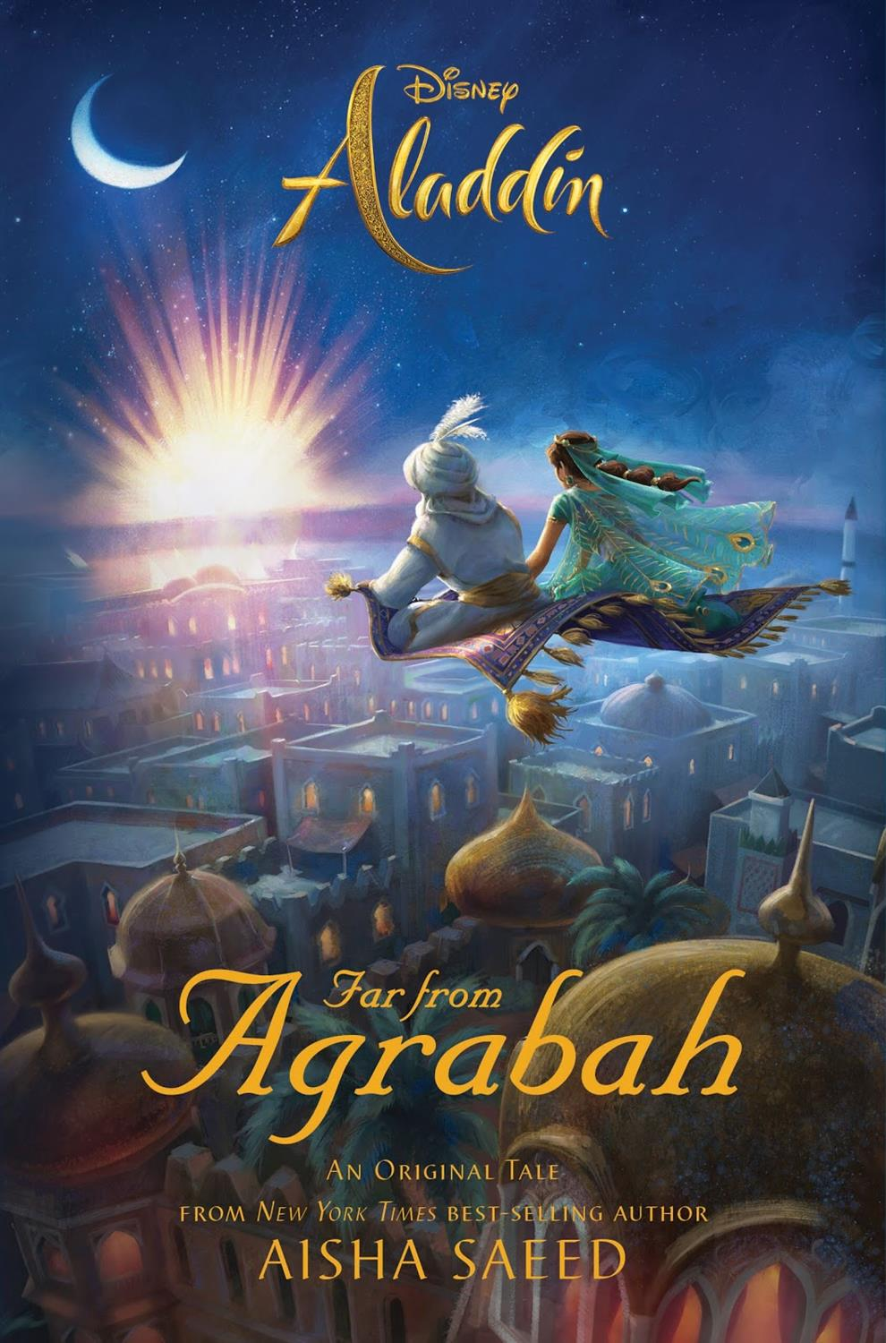 Giveaway Aladdin Far From Agrabah Prize Pack