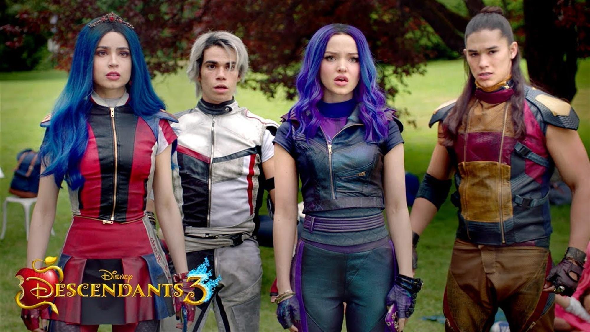 Descendants 2 Streamcloud Deutsch