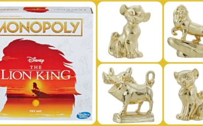 Hasbro Releasing Monopoly: The Lion King Edition in Honor of Film's 25th Anniversary