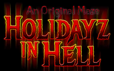 """Holidayz in Hell"" Original Maze Announced for Halloween Horror Nights in Universal Studios Hollywood"