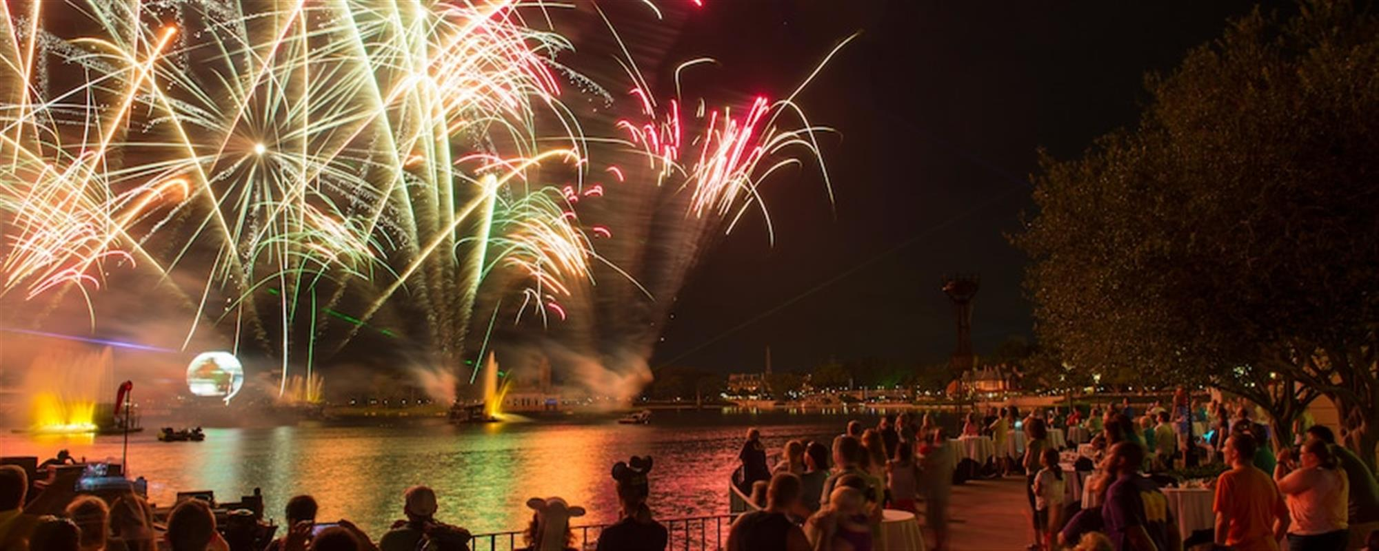 IllumiNations: Reflections of Earth to End September 30th