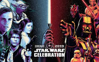 Laughing Place Podcast #290: Star Wars Celebration Chicago